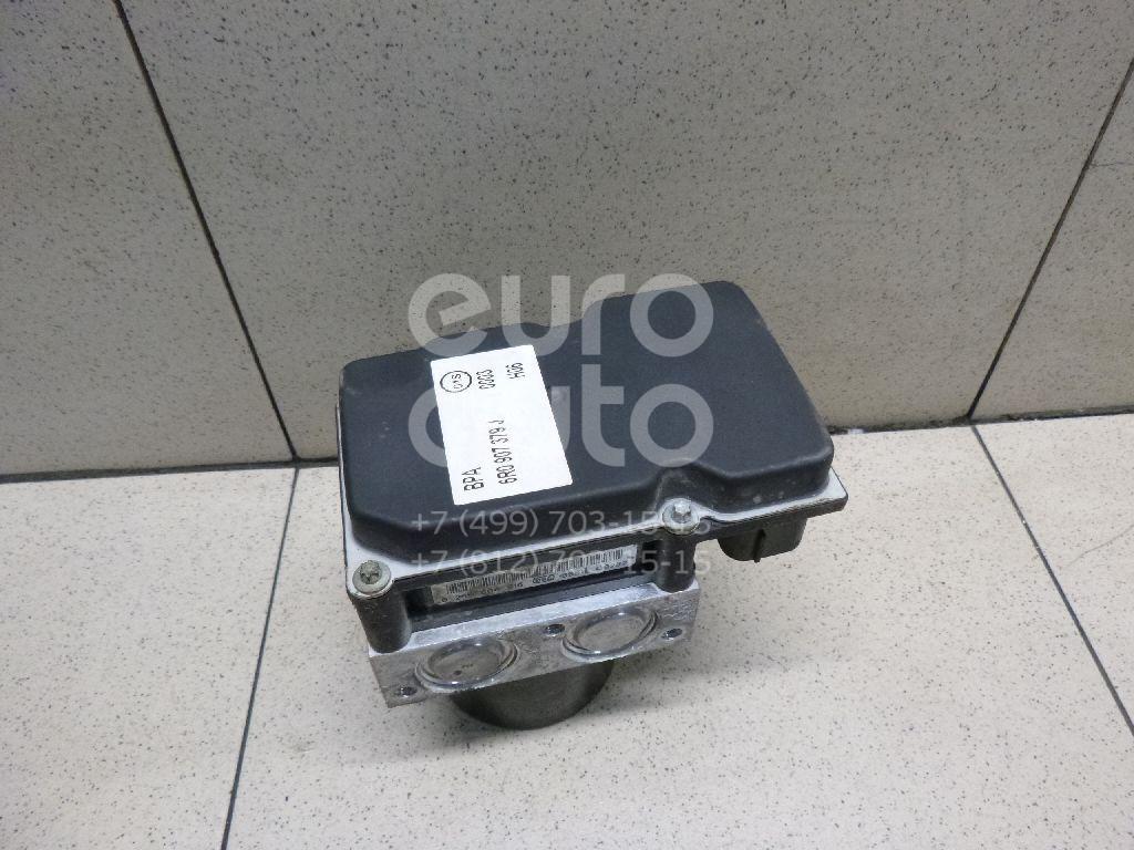 Купить Блок ABS (насос) Skoda Fabia 2007-2015; (6R0614117G)