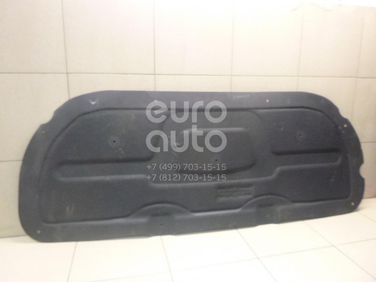 Шумоизоляция капота Hyundai Sonata VI 2010-2014; (811253S000)  - купить со скидкой