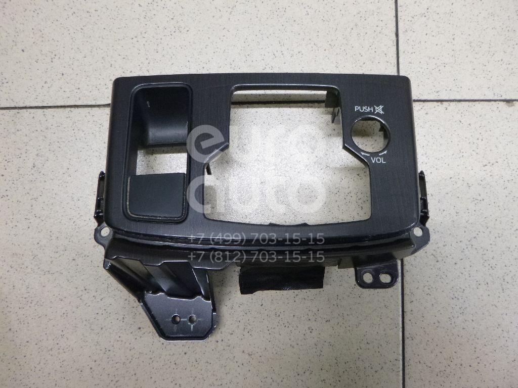 Купить Накладка декоративная Mazda CX 5 2012-; (KA0M6443Y02)
