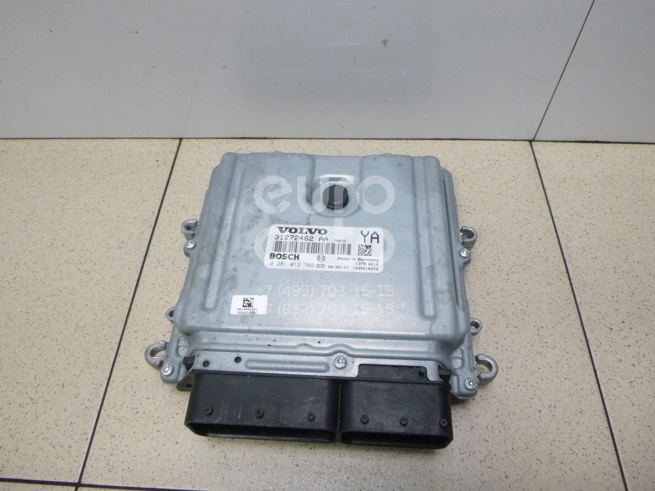 Купить Блок управления двигателем Volvo S80 2006-2016; (31272462)