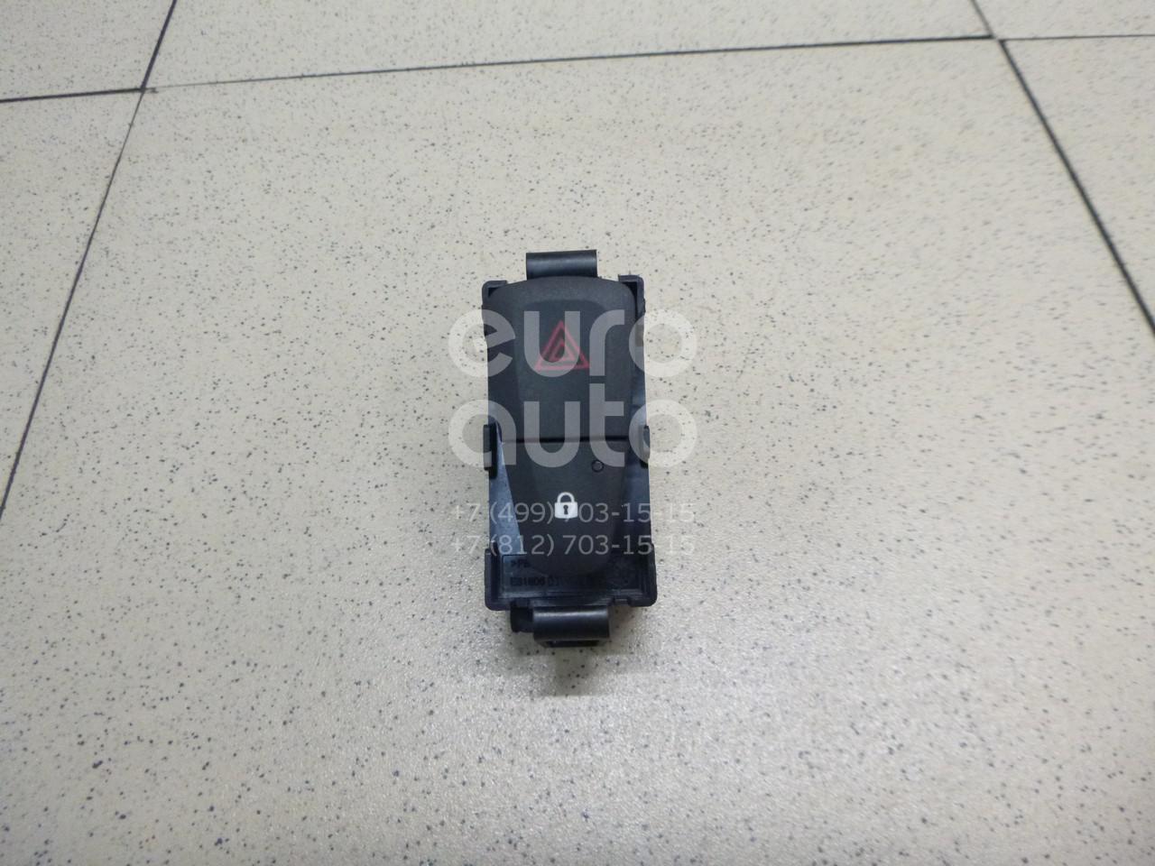 Купить Кнопка аварийной сигнализации Renault Logan II 2014-; (252905668R)