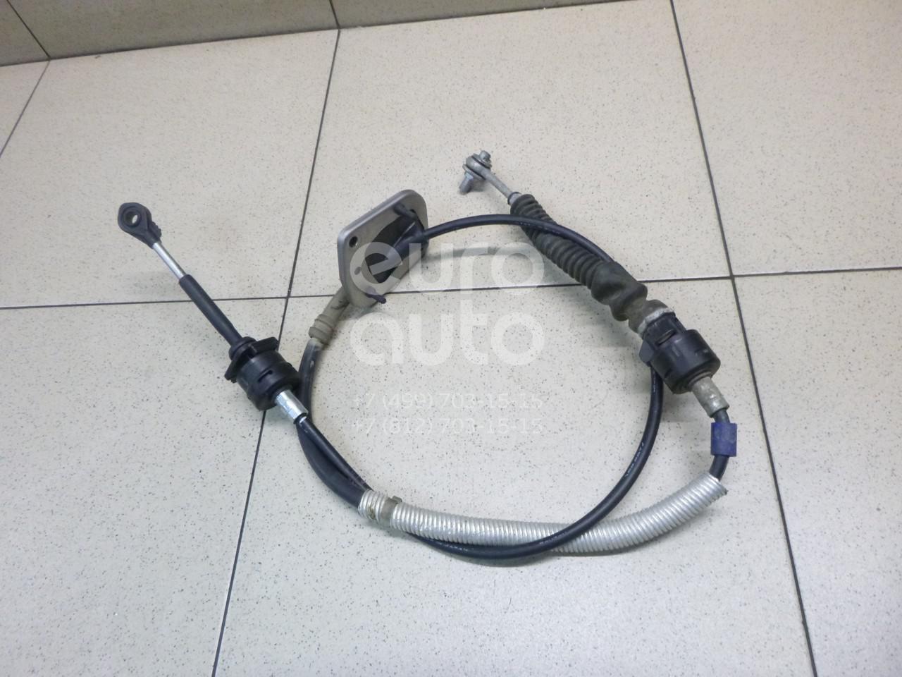 Купить Трос КПП Mitsubishi Outlander (GF) 2012-; (2430A132)