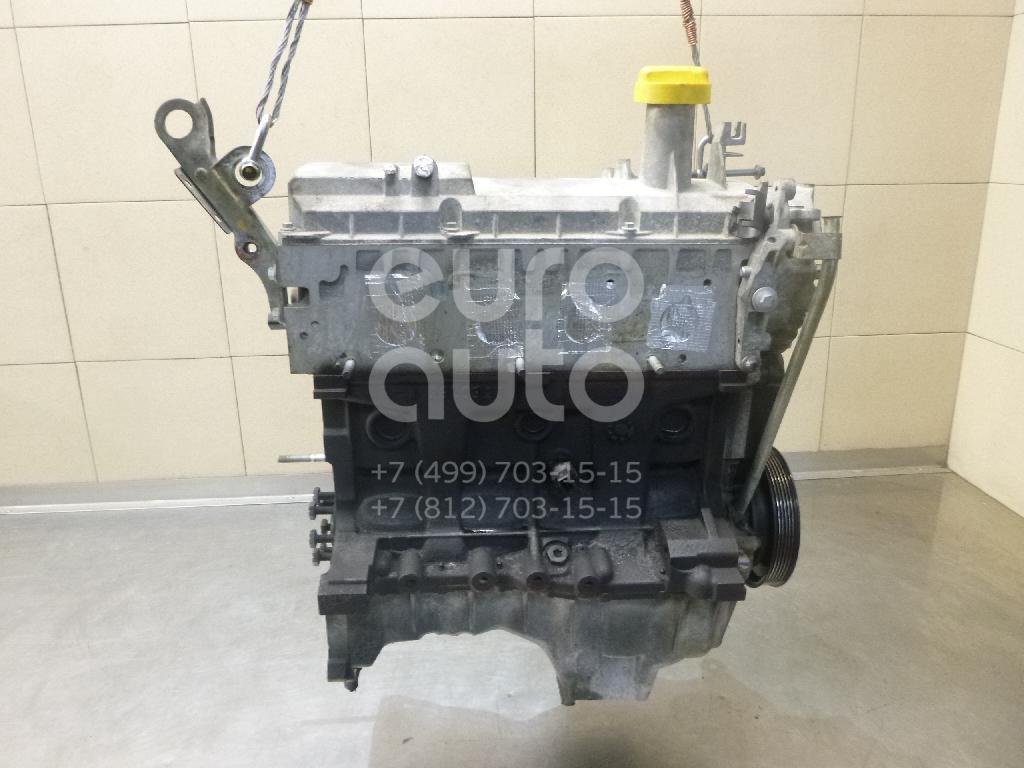 Двигатель Renault Sandero 2009-2014; (8201109282)  - купить со скидкой