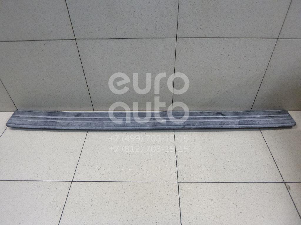 Накладка заднего бампера Mitsubishi Pajero/Montero Sport (K9) 1997-2008; (MR230333)  - купить со скидкой