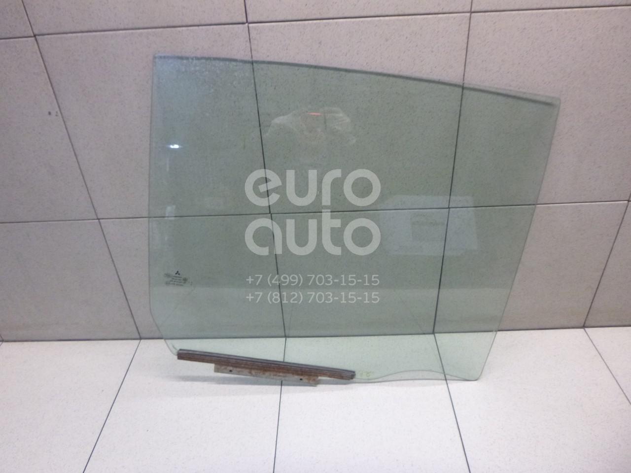 Купить Стекло двери задней правой Mitsubishi L200 (KB) 2006-2016; (5736A674)
