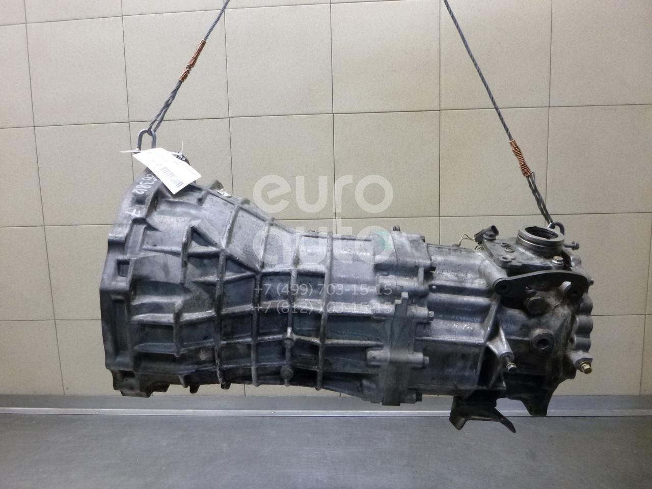 Купить МКПП (механическая коробка переключения передач) Nissan NP300 2008-; (32010VK510)