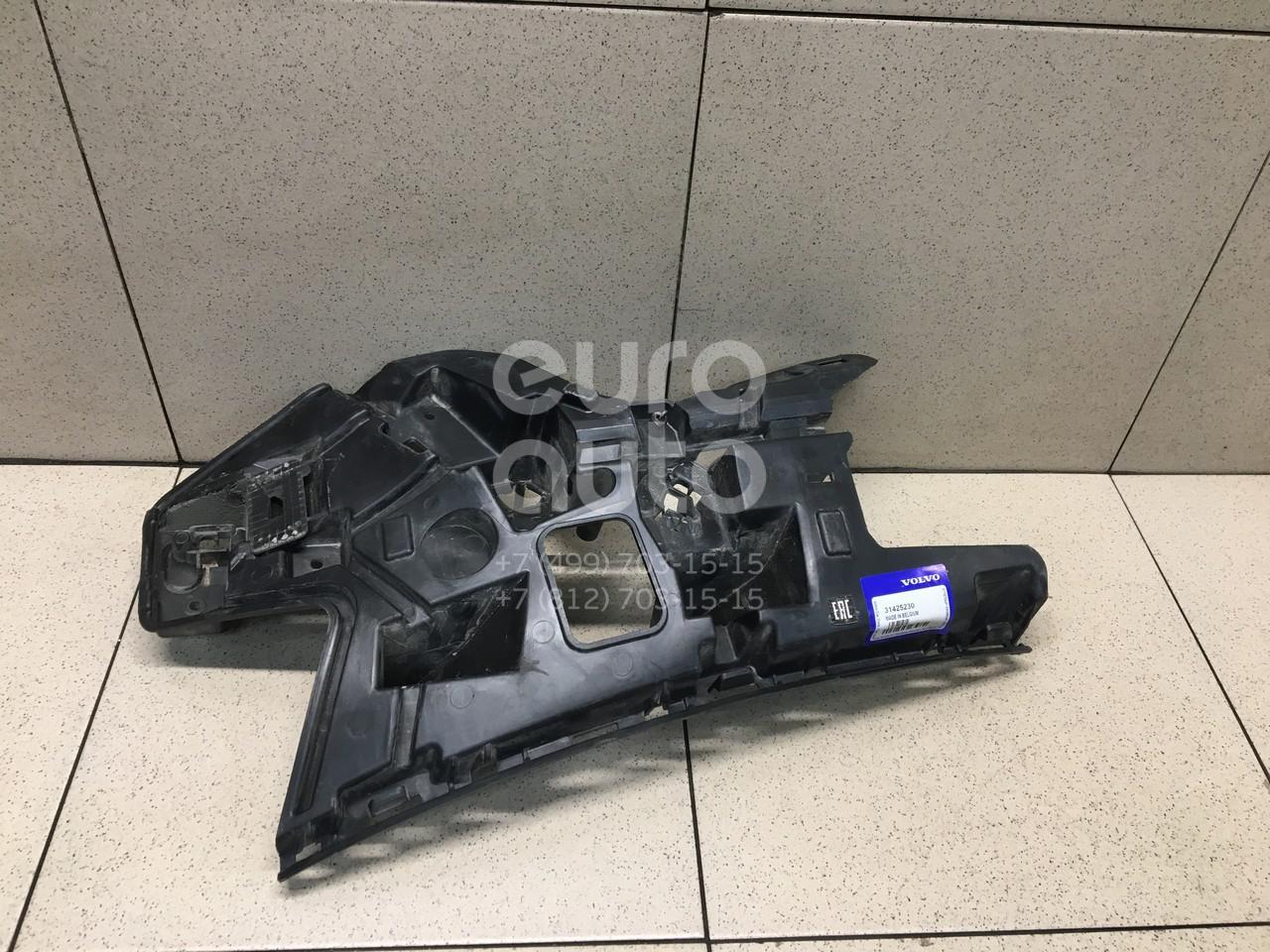 Купить Кронштейн переднего бампера левый Volvo V40/V40 Cross Country 2012-; (31425230)