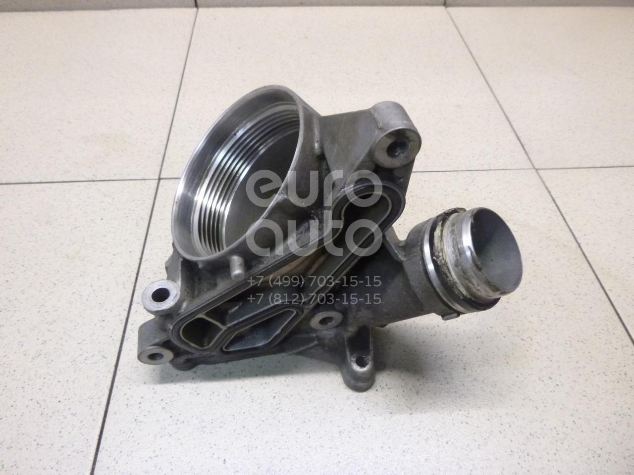 Купить Корпус масляного фильтра BMW X5 E70 2007-2013; (11428642289)