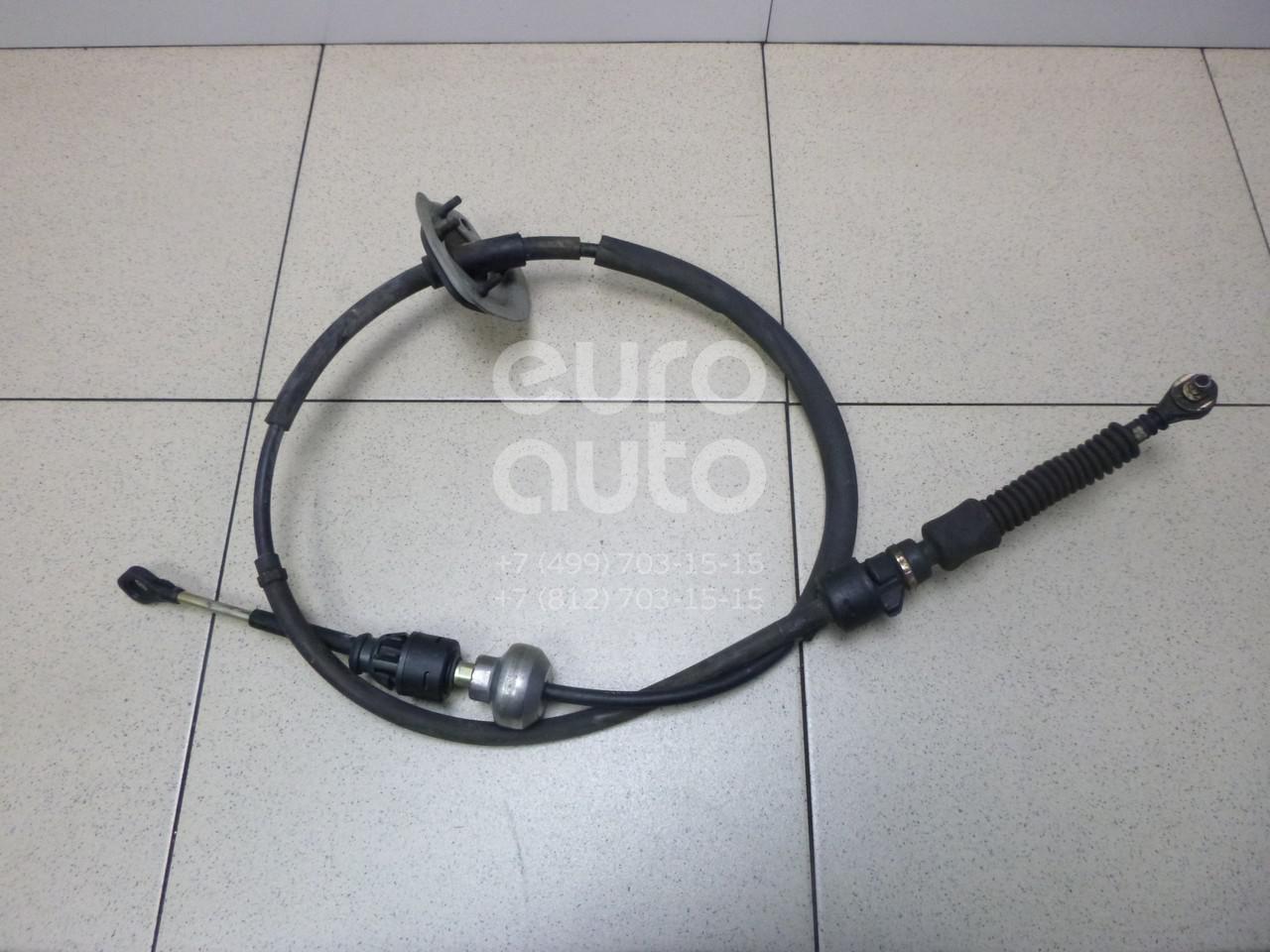 Купить Трос КПП Mitsubishi Galant (EA) 1997-2003; (MR196684)