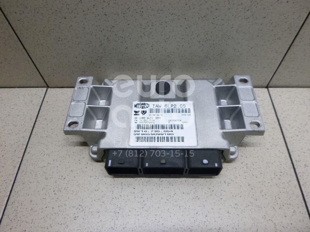 Купить Блок управления двигателем Peugeot 307 2001-2008; (1940XH)