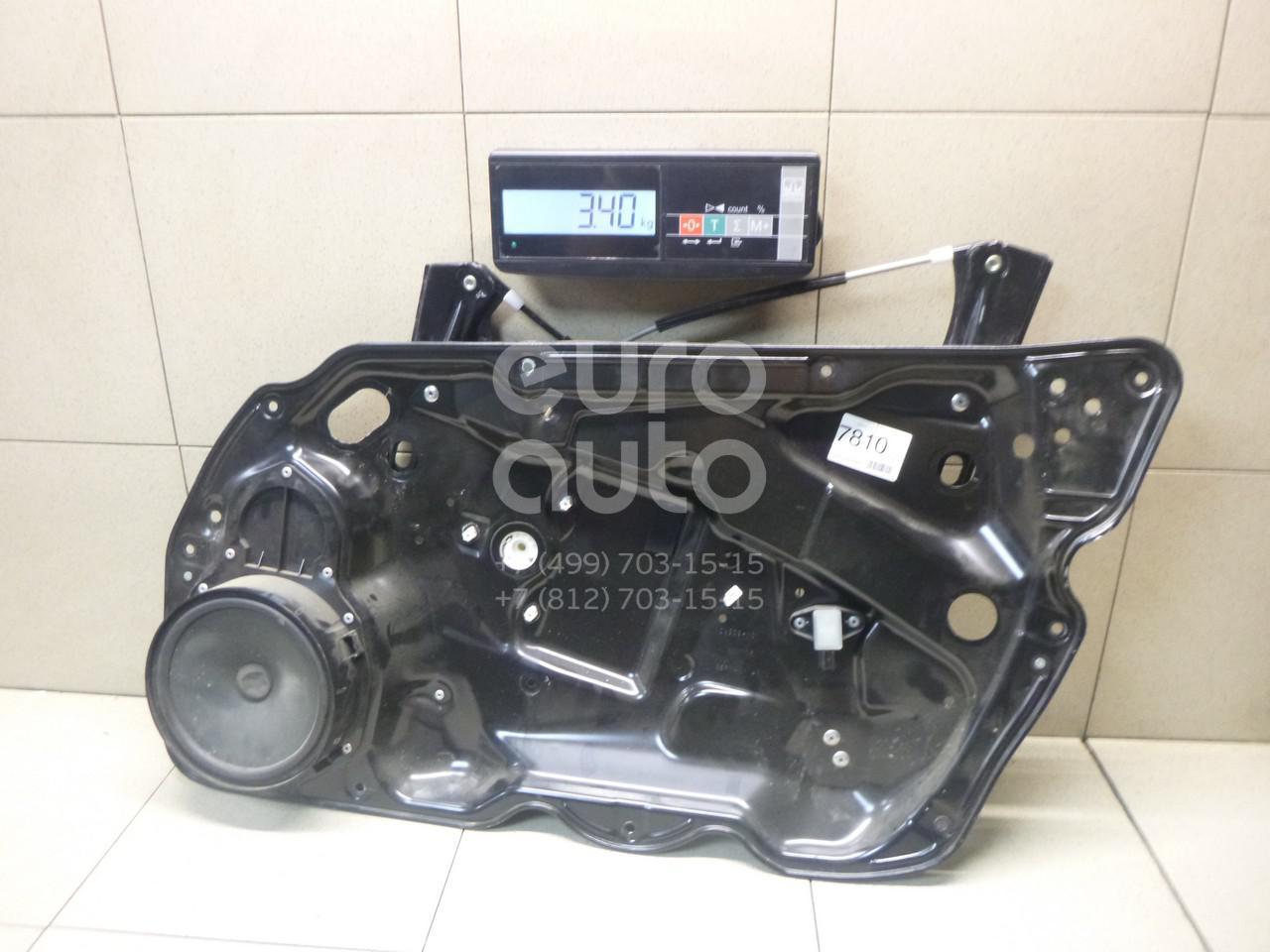Купить Стеклоподъемник электр. передний правый VW Passat [B7] 2011-2015; (3AA837462B)