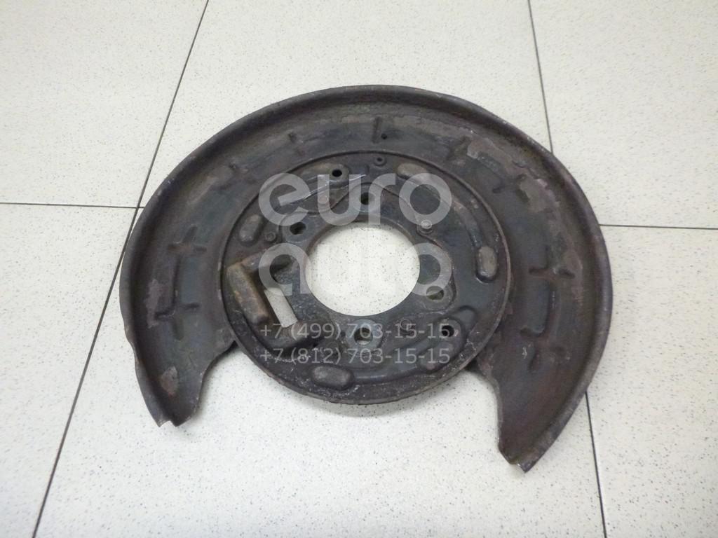 Купить Щит опорный задний правый Kia Carens 2006-2012; (582521D000)