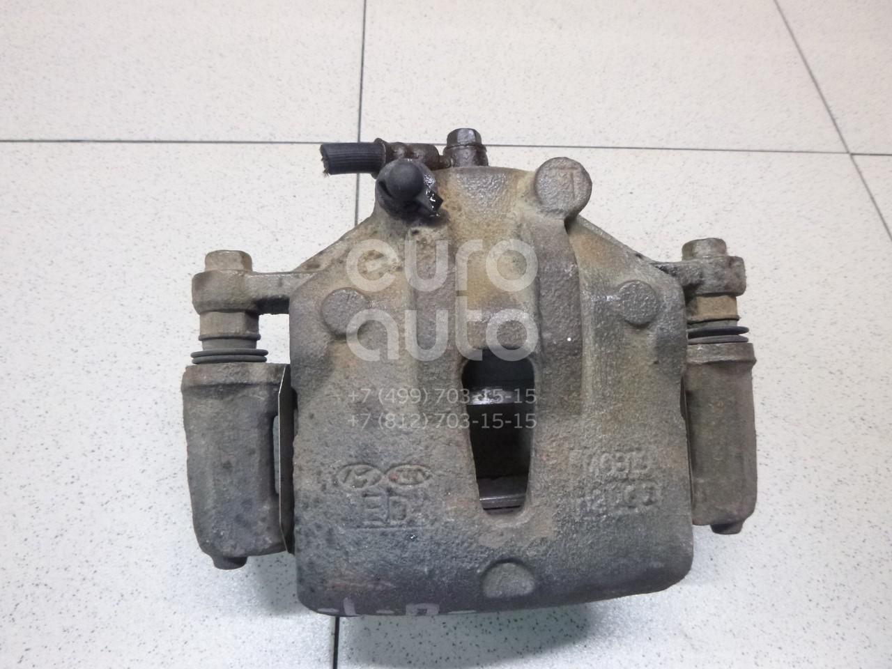 Купить Суппорт передний правый Kia Cerato 2009-2013; (581301M000)
