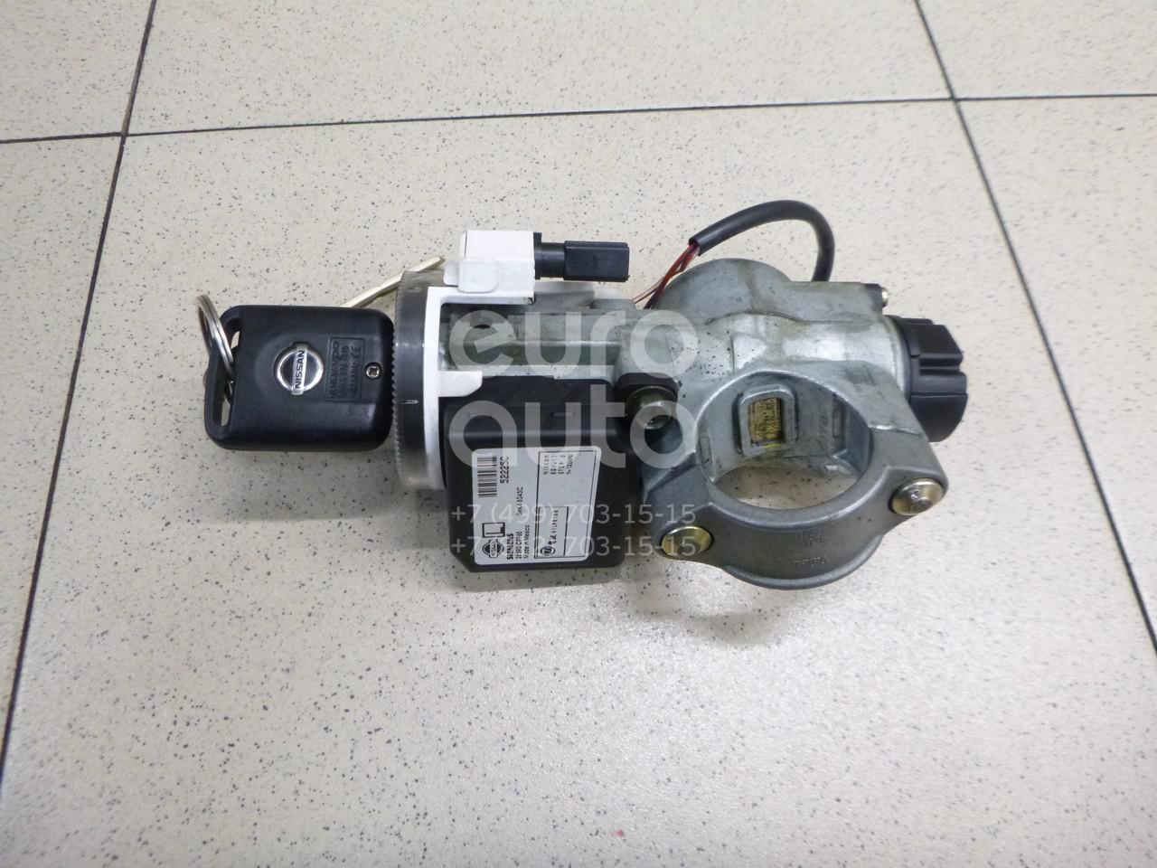 Купить Замок зажигания Nissan Primera P12E 2002-2007; (D8700AV626)