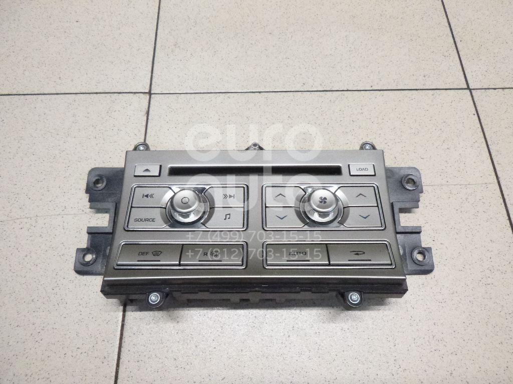 Купить Блок управления климатической установкой Jaguar XF 2007-2015; (C2Z12823)