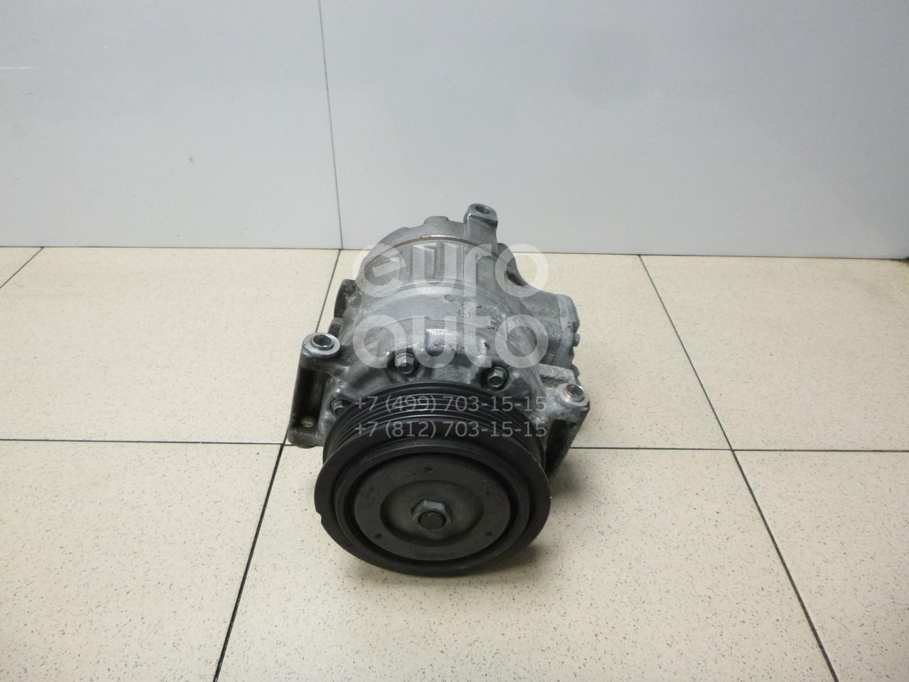 Купить Компрессор системы кондиционирования VW Golf Plus 2005-2014; (1K0820859S)