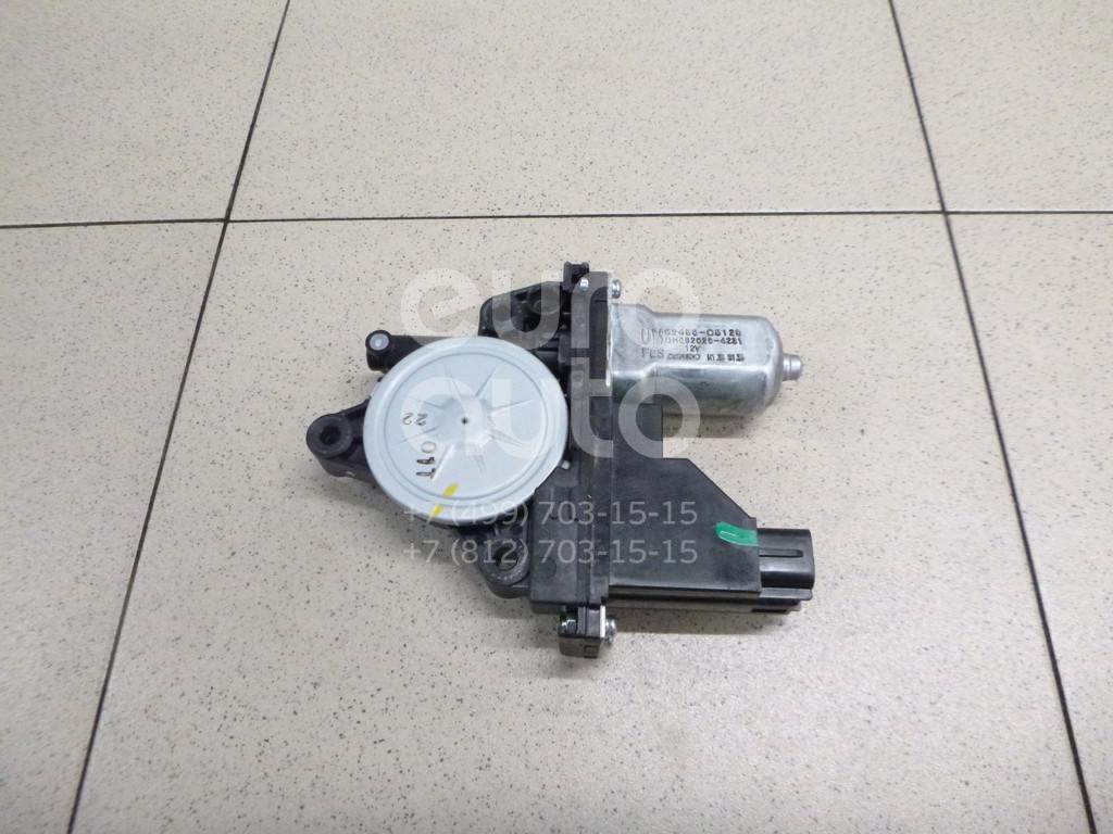 Моторчик стеклоподъемника Kia Sorento Prime 2015-; (82450C5120)