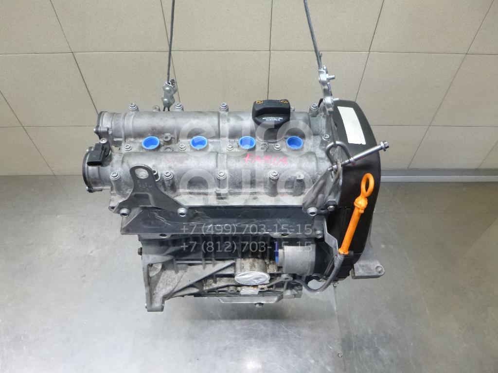 Купить Двигатель Skoda Fabia 2007-2015; (036100038L)