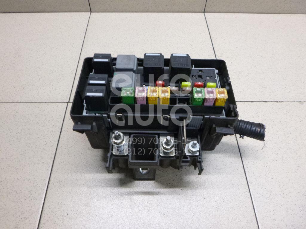 Купить Блок предохранителей Ford Transit 2006-2013; (1708724)