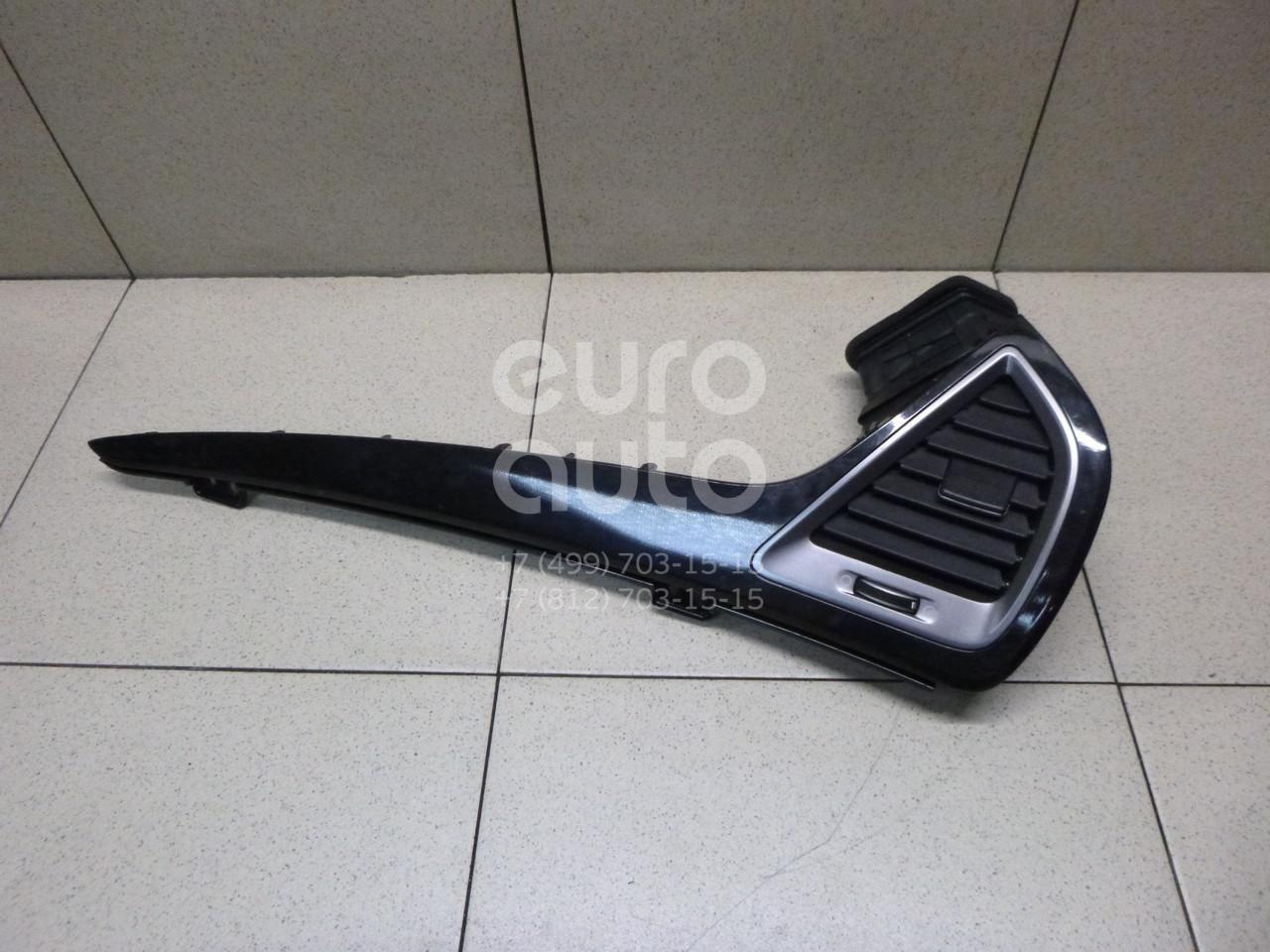 Купить Дефлектор воздушный Hyundai Santa Fe (DM) 2012-; (974062W100UU3)