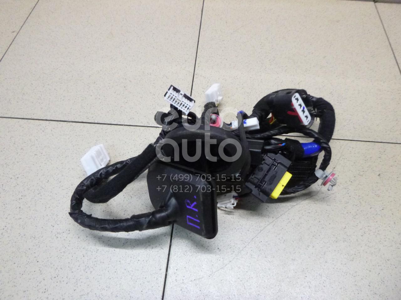Купить Проводка (коса) Hyundai Santa Fe (DM) 2012-; (916102W220)