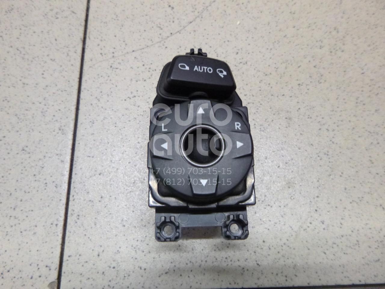 Купить Переключатель регулировки зеркала Hyundai Santa Fe (DM) 2012-; (935732W100)