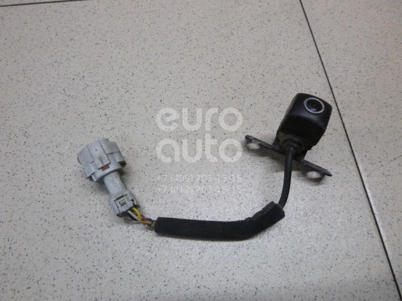 Купить Камера заднего вида Hyundai Santa Fe (DM) 2012-; (957602W200)