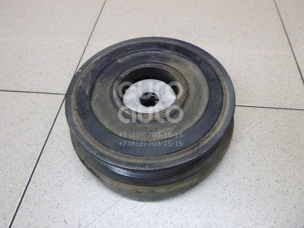 Купить Шкив коленвала Hyundai Santa Fe (DM) 2012-; (231242F600)