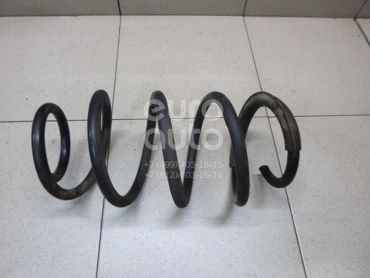 Купить Пружина передняя Hyundai Santa Fe (DM) 2012-; (546302W614)