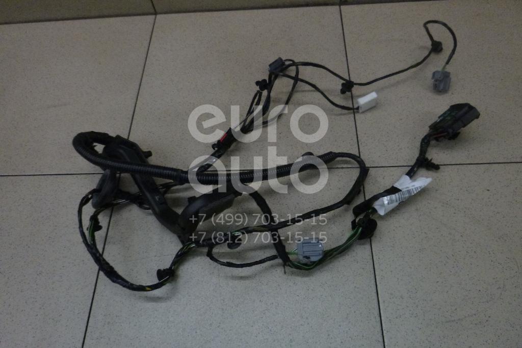 Купить Проводка (коса) Ford Focus III 2011-; (BV6T17N400CGB)