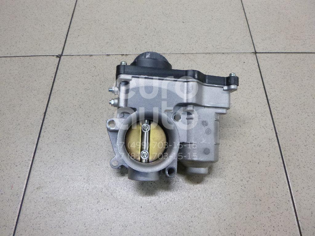 Купить Заслонка дроссельная электрическая Nissan Note (E11) 2006-2013; (16119AX00C)