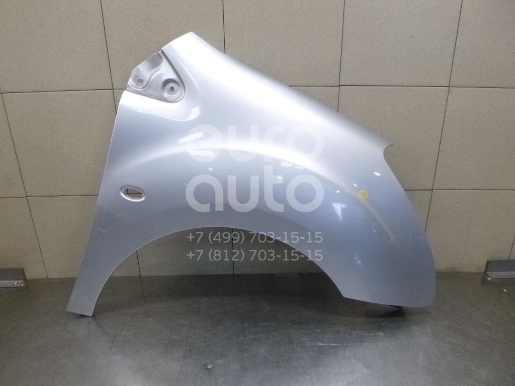 Купить Крыло переднее правое Citroen Berlingo (NEW) (B9) 2008-; (7841Y2)