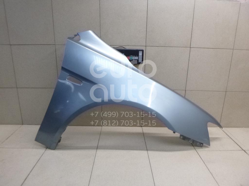 Купить Крыло переднее правое Mitsubishi Lancer (CX, CY) 2007-; (5220C528)