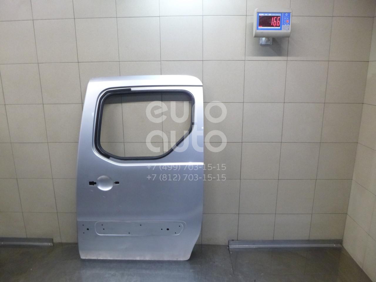 Купить Дверь сдвижная Citroen Berlingo (NEW) (B9) 2008-; (9006L9)