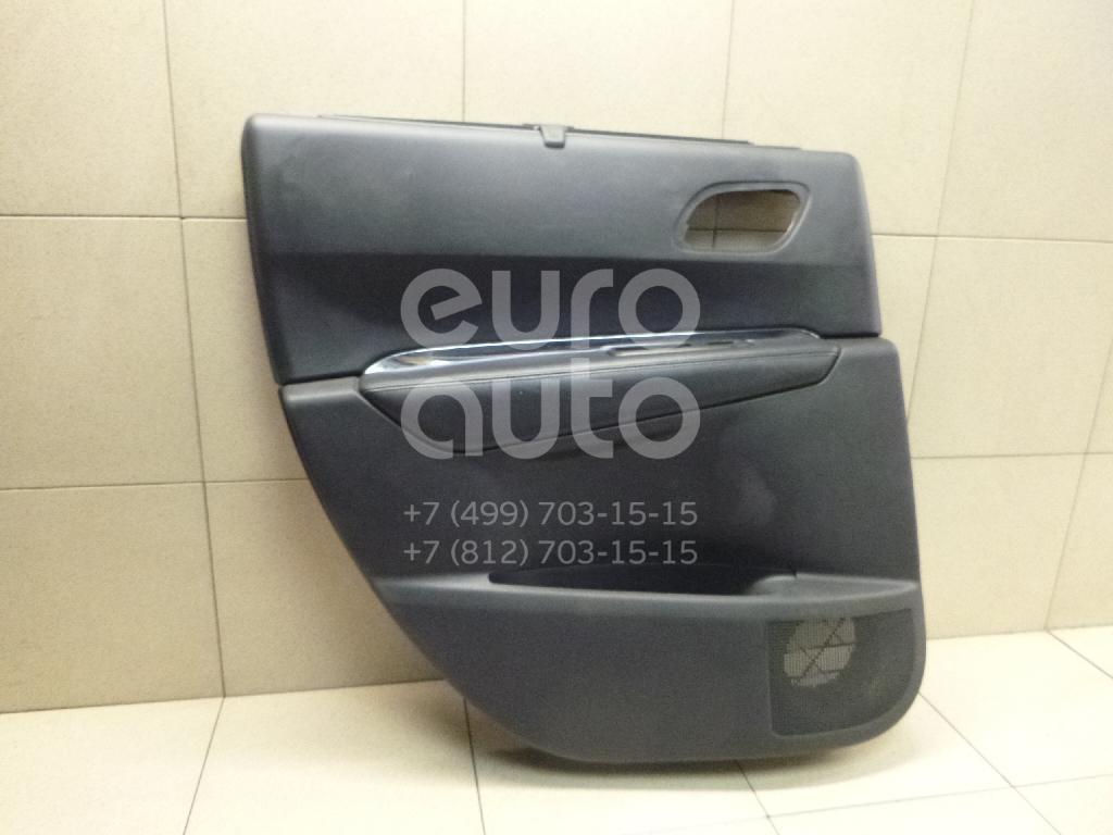 Купить Обшивка двери задней левой Peugeot 3008 2010-2016; (934702)