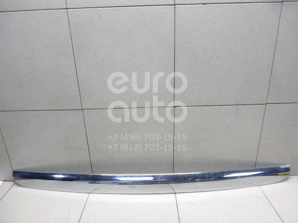 Купить Накладка крышки багажника Renault Logan 2005-2014; (8200752789)