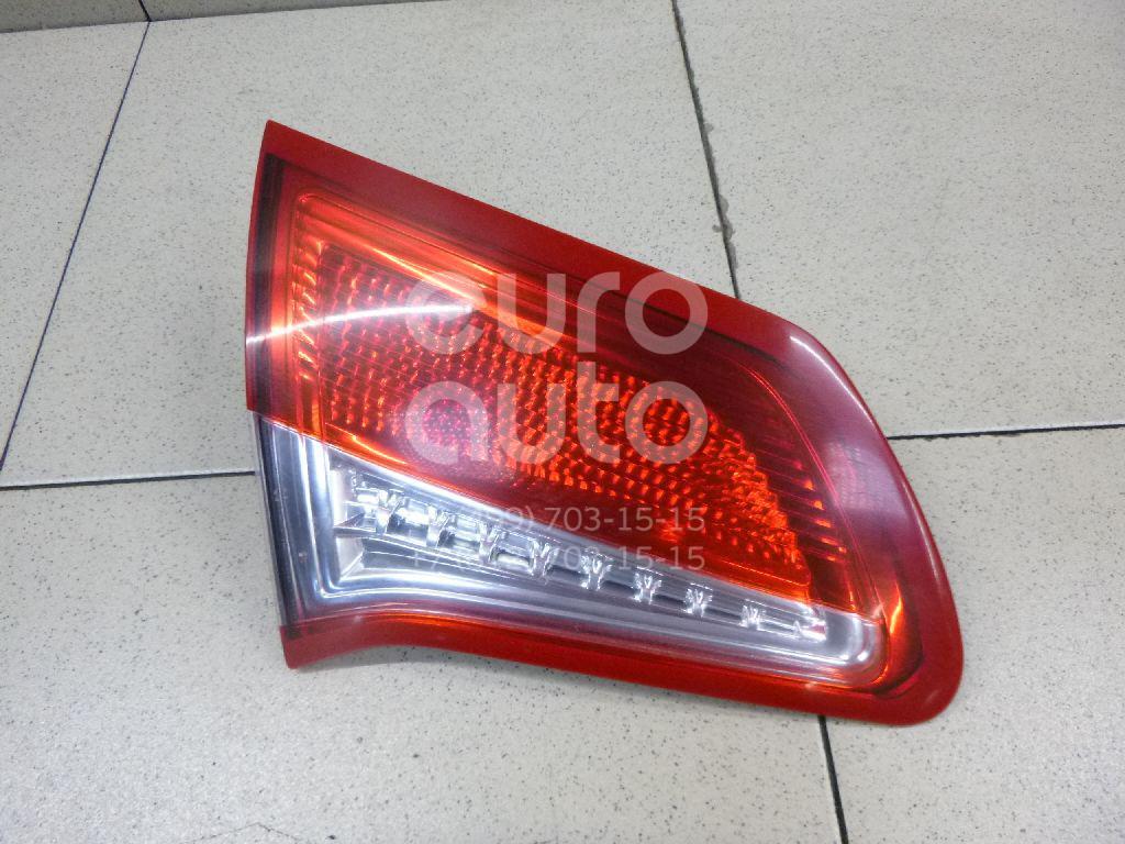 Купить Фонарь задний внутренний левый Citroen C4 II 2011-; (7453E4)