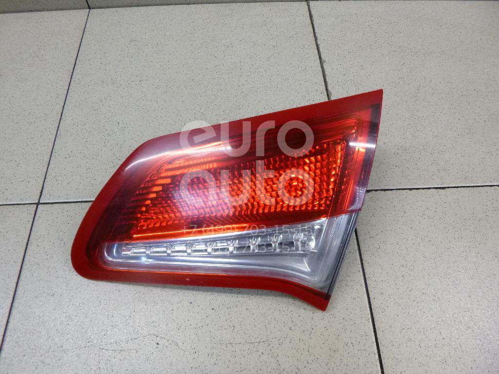 Купить Фонарь задний внутренний правый Citroen C4 II 2011-; (7453E5)