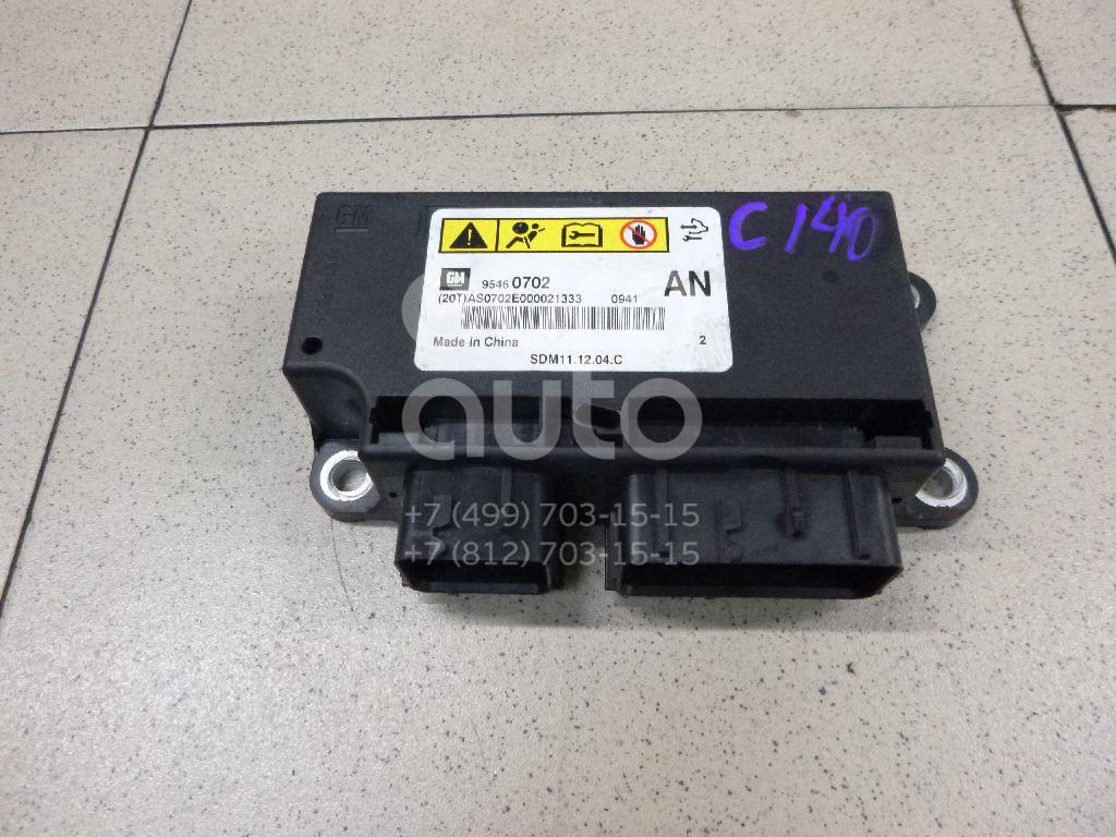 Купить Блок управления AIR BAG Chevrolet Captiva (C140) 2011-2016; (95460702)