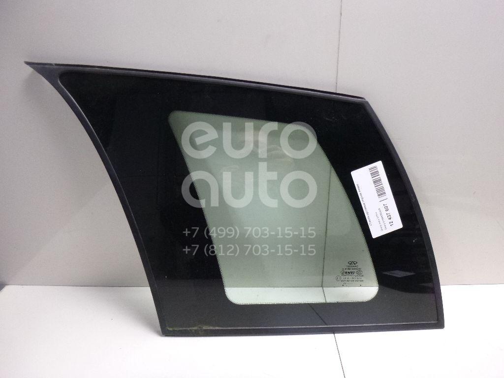 Стекло кузовное глухое левое Chery Indis 2011-; (S18D5203230)  - купить со скидкой