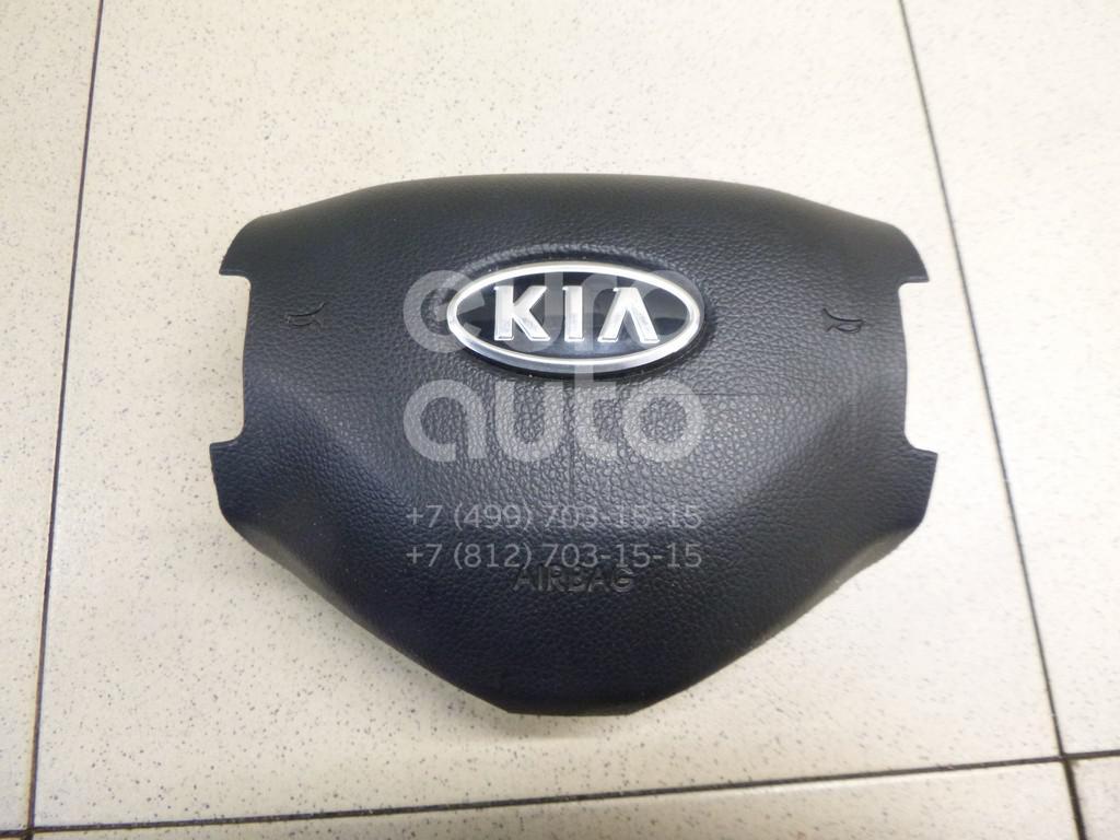 Купить Подушка безопасности в рулевое колесо Kia Sportage 2010-2015; (569003U100EQ)