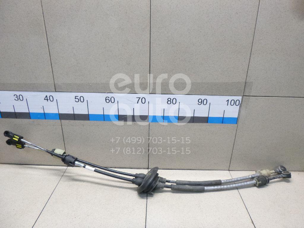 Купить Трос КПП Citroen Berlingo (NEW) (B9) 2008-; (2444HW)