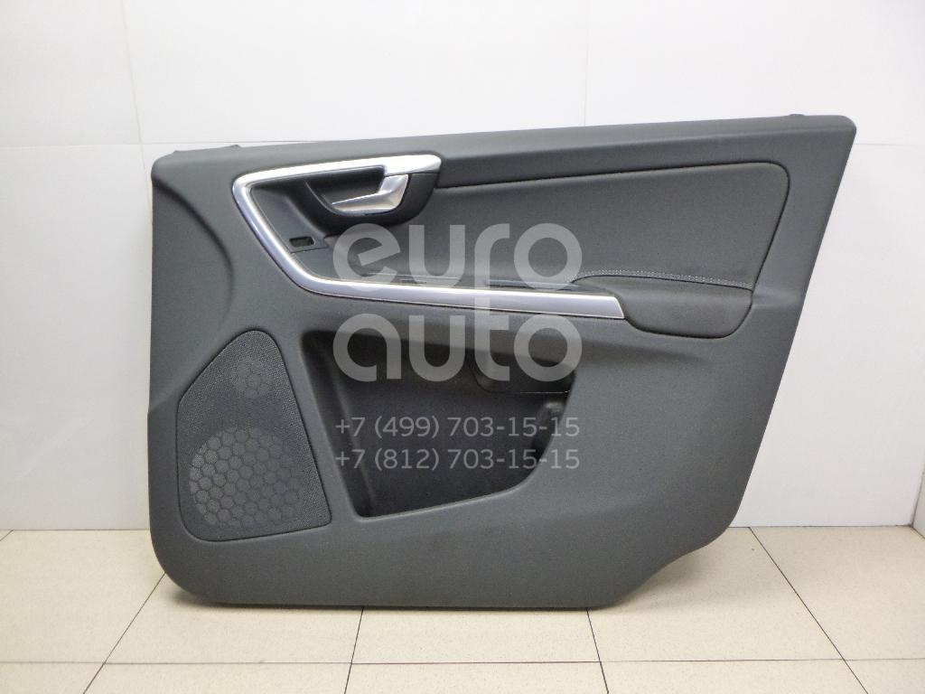 Купить Обшивка двери передней правой Volvo XC60 2008-2017; (31426991)