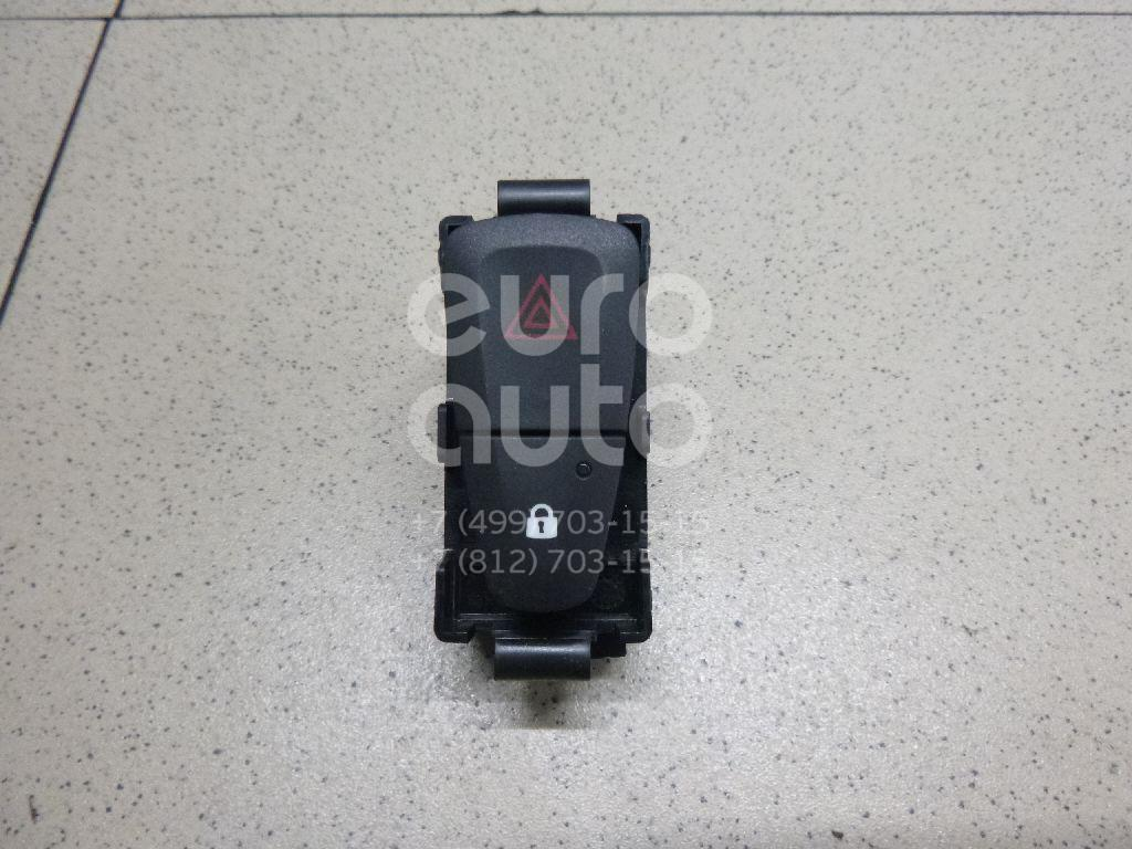 Купить Кнопка аварийной сигнализации Renault Logan II 2014-; (252100502R)