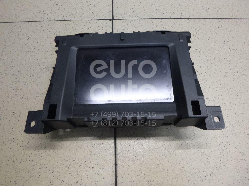 Купить Дисплей информационный Opel Astra H / Family 2004-2015; (13238548)