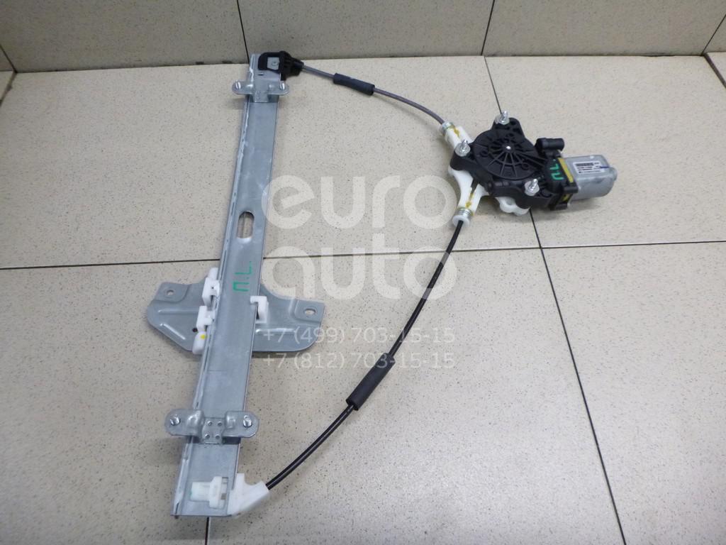 Купить Стеклоподъемник электр. передний левый Kia Picanto 2011-2017; (824011Y010)