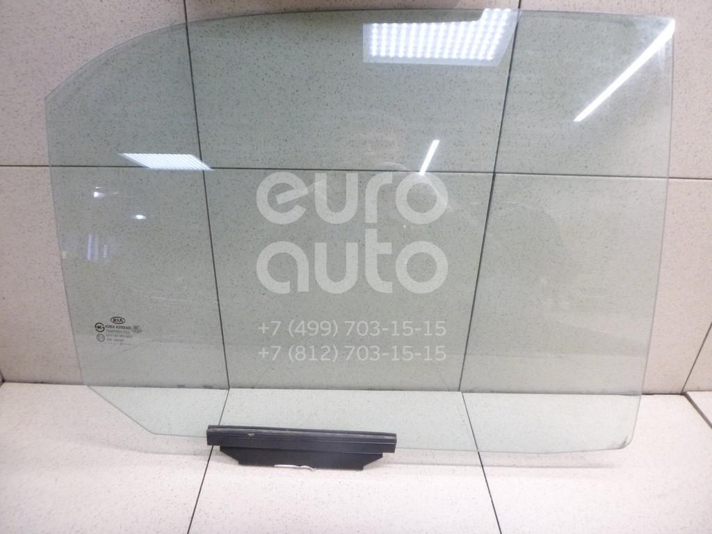 Купить Стекло двери задней правой Kia Picanto 2011-2017; (834201Y010)
