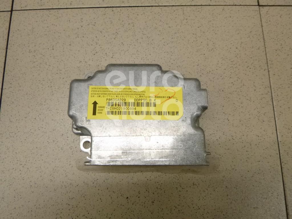 Купить Блок управления AIR BAG Mitsubishi Lancer (CX, CY) 2007-; (8635A229)