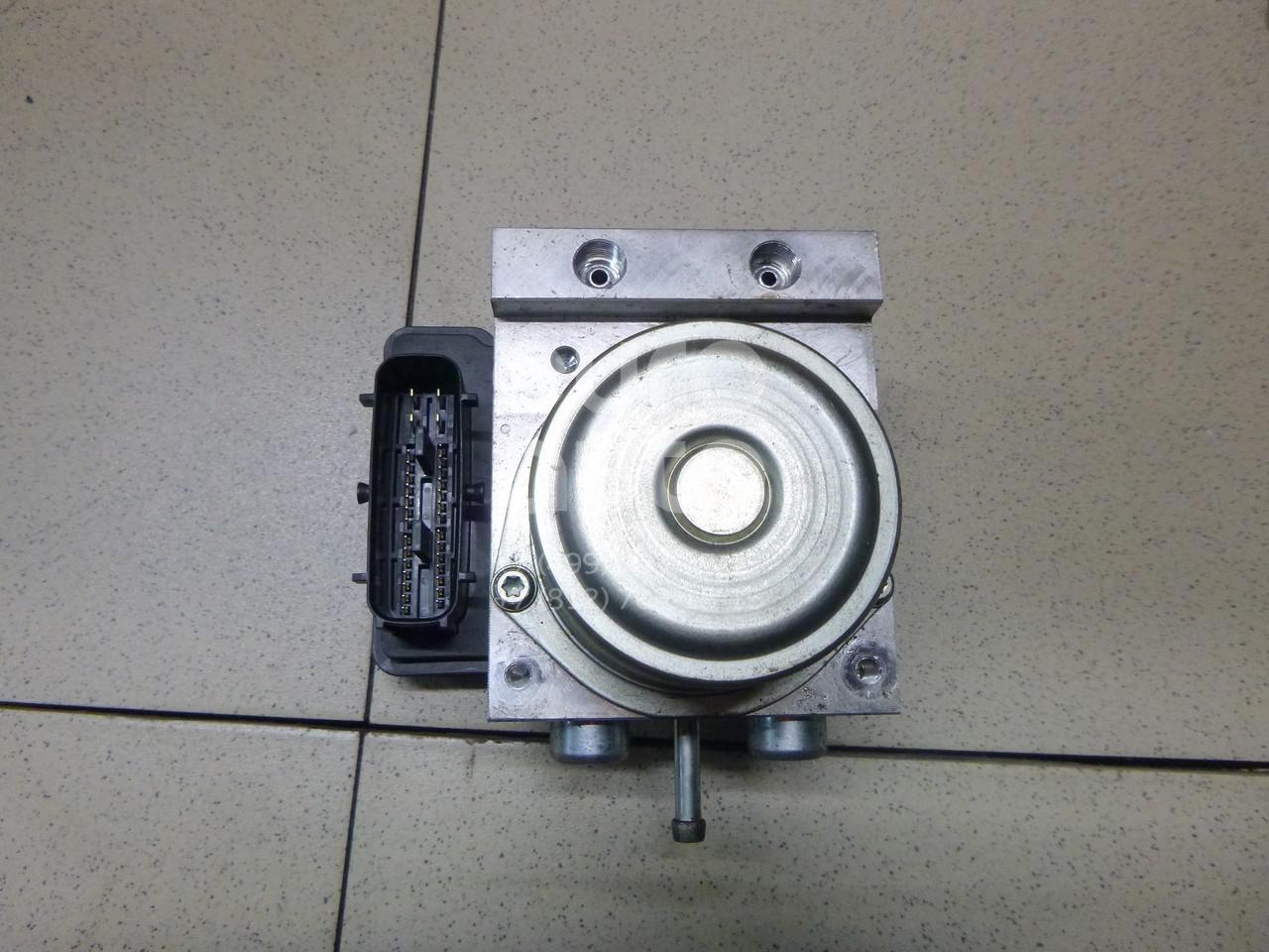 Купить Блок ABS (насос) Nissan Juke (F15) 2011-; (476601KA0C)