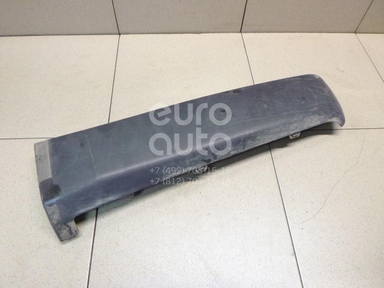 Купить Накладка заднего бампера левая Nissan X-Trail (T31) 2007-2014; (85089JG00A)